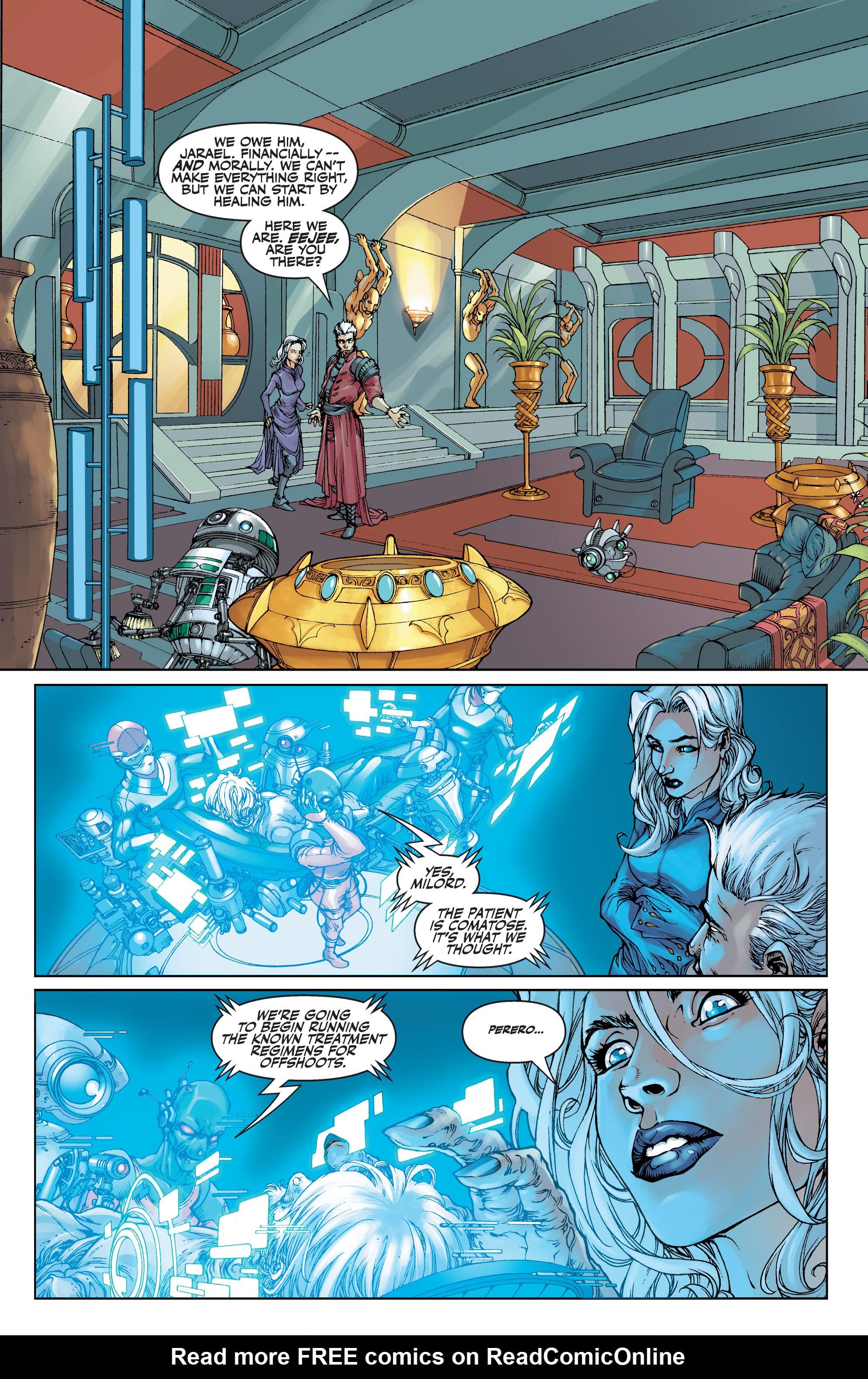 Read online Star Wars Omnibus comic -  Issue # Vol. 29 - 368