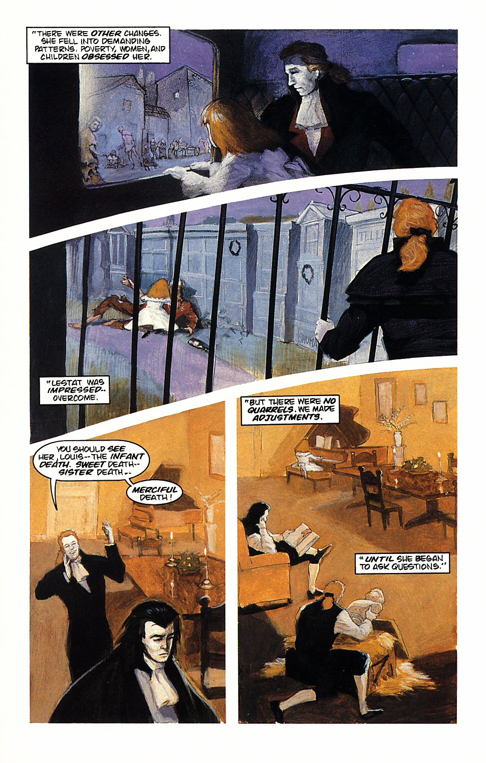 Read online Anne Rice's Interview with the Vampire comic -  Issue #4 - 15