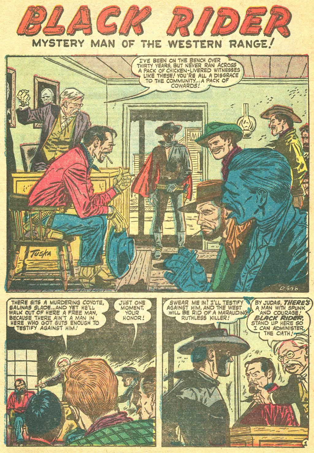 Read online Two-Gun Kid comic -  Issue #11 - 20