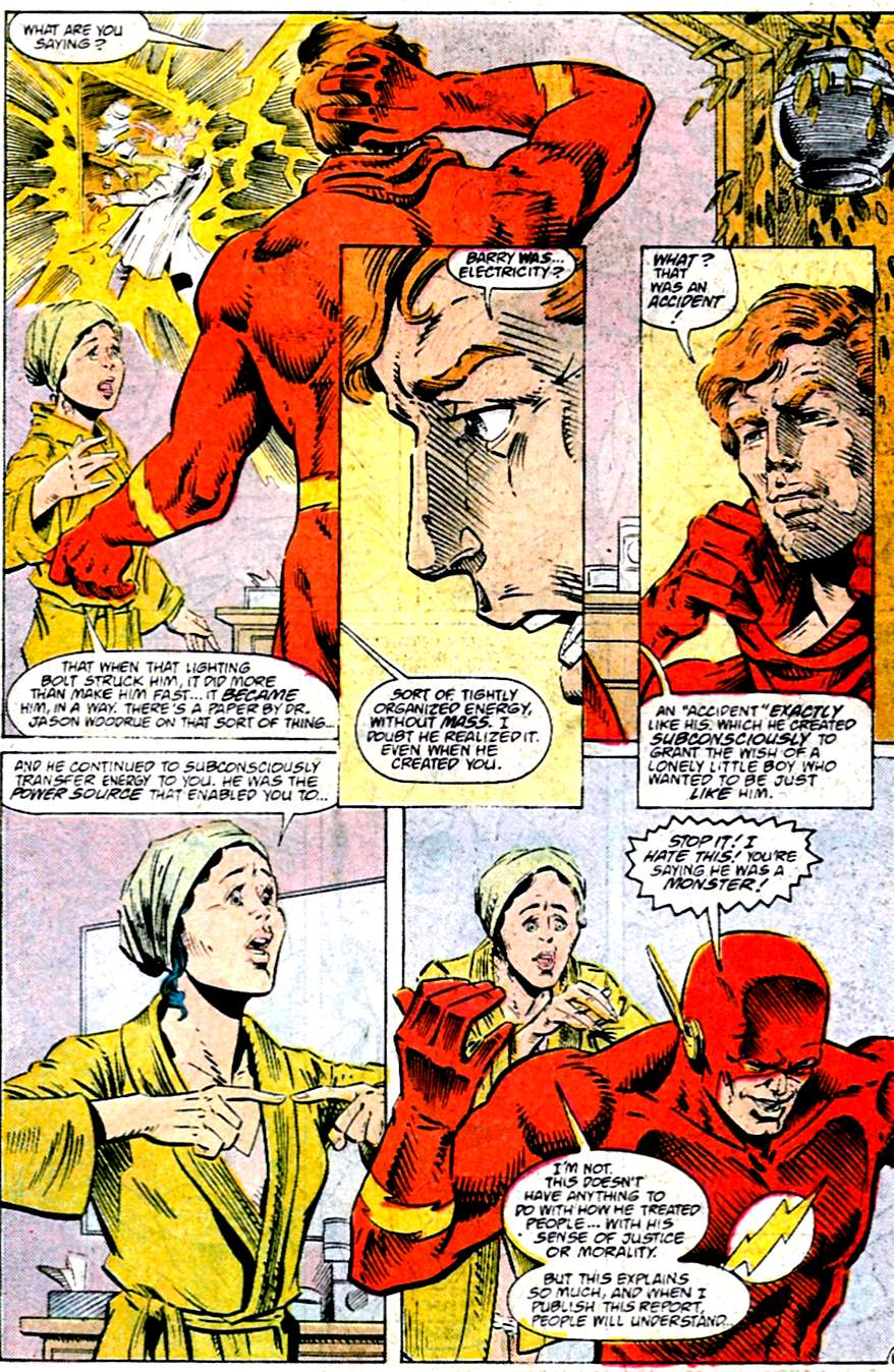 Read online The Flash (1987) comic -  Issue # _Annual 3 - 9