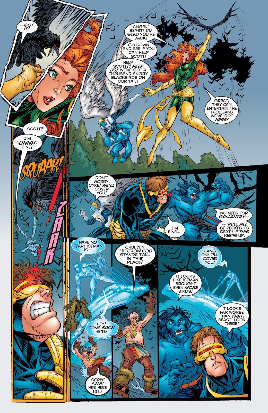 Uncanny X-Men (1963) issue 357 - Page 19