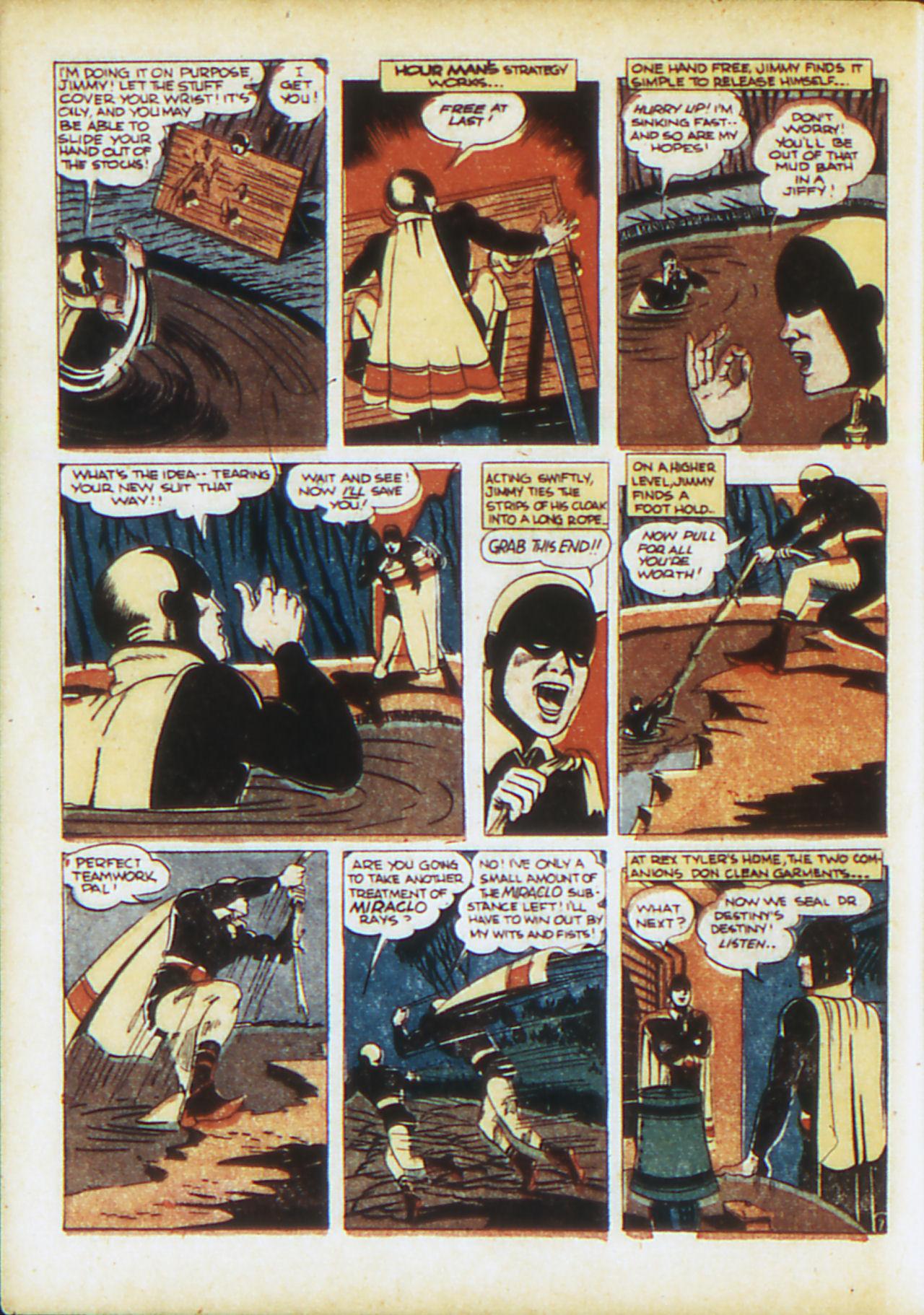 Read online Adventure Comics (1938) comic -  Issue #71 - 47