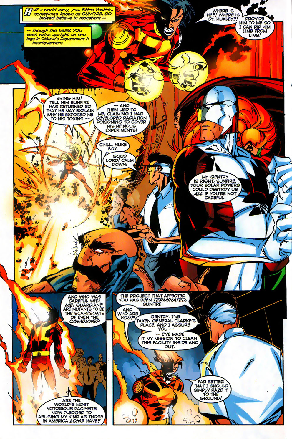 Read online Alpha Flight (1997) comic -  Issue #17 - 6