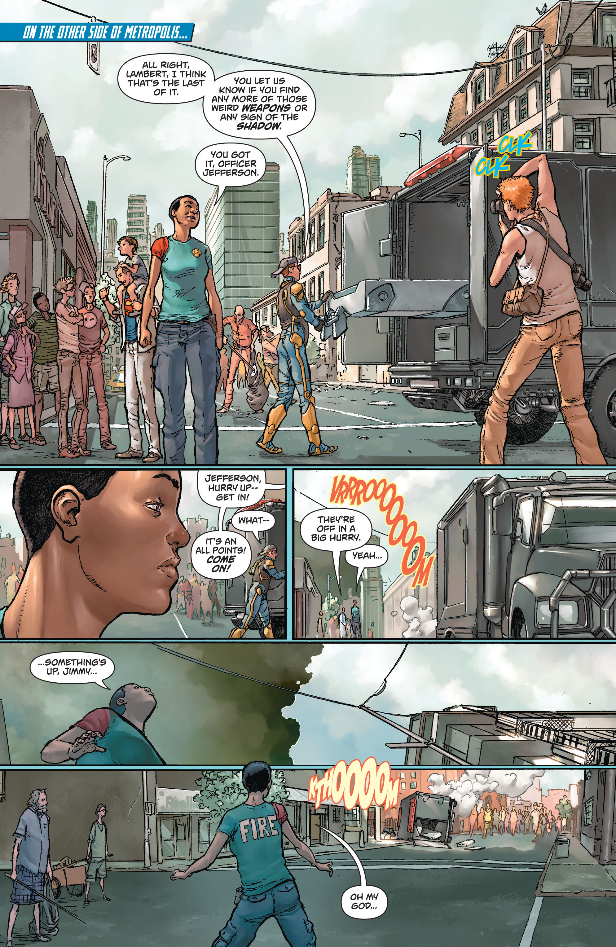 Read online Action Comics (2011) comic -  Issue #44 - 7