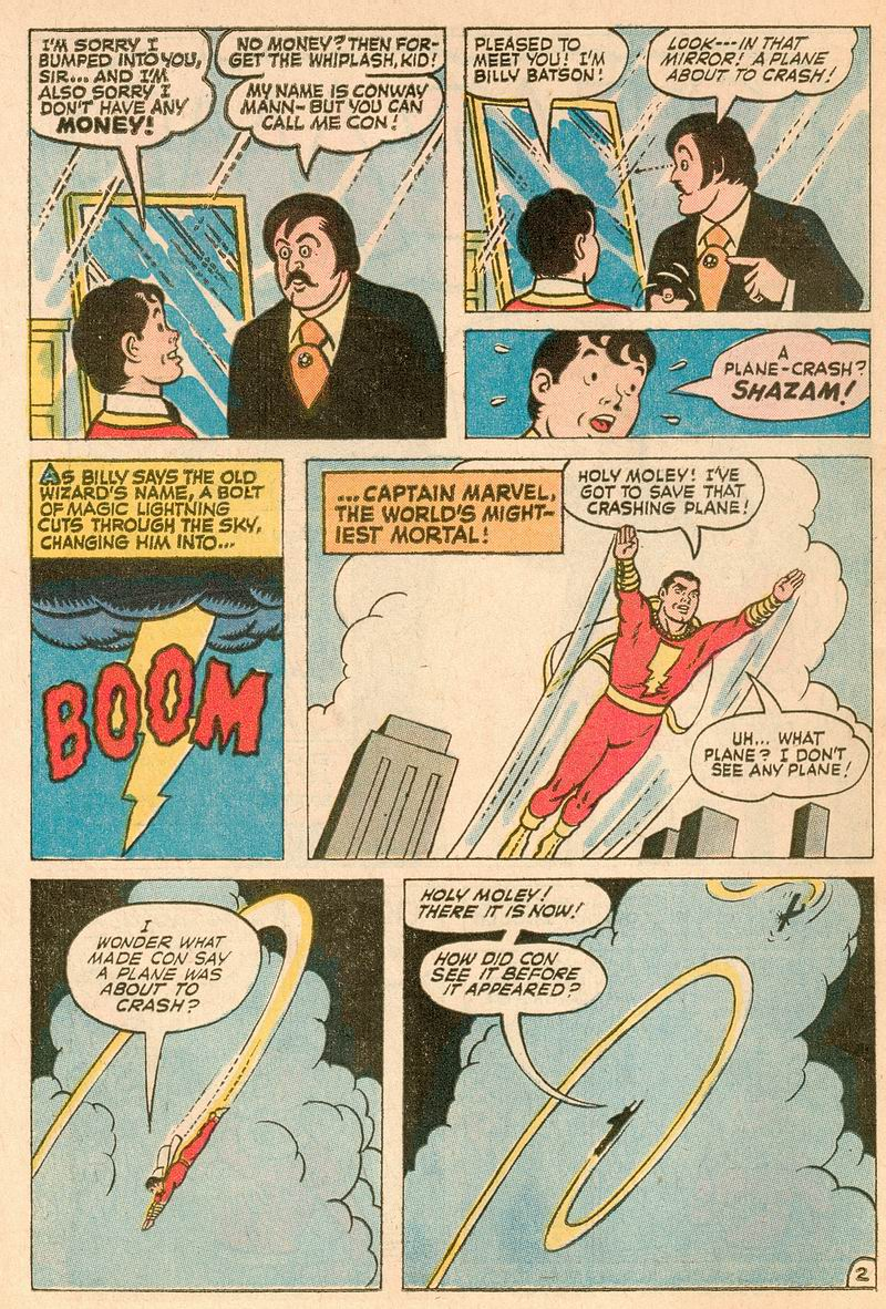 Read online Shazam! (1973) comic -  Issue #4 - 11