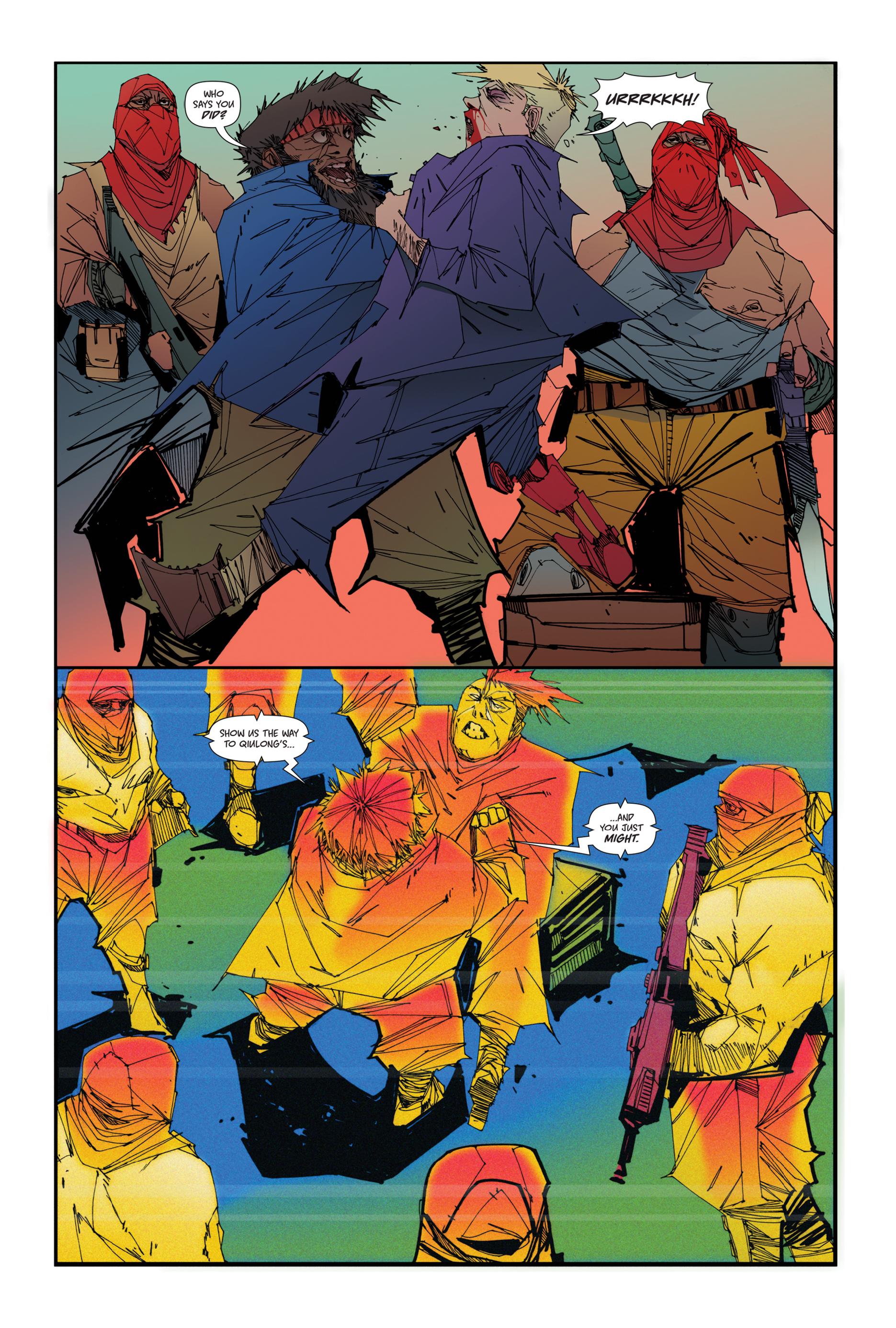 Read online Scrimshaw comic -  Issue #4 - 9