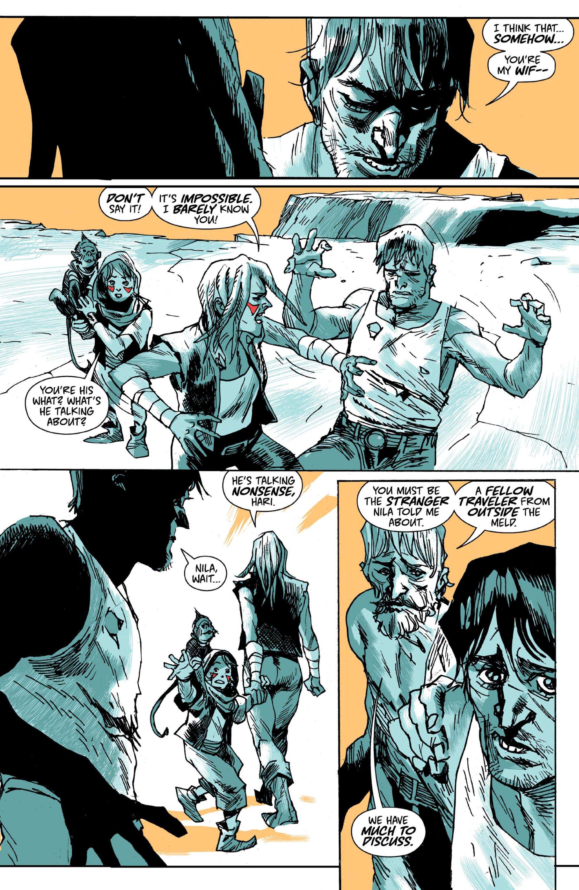Read online Ei8ht comic -  Issue # TPB - 118