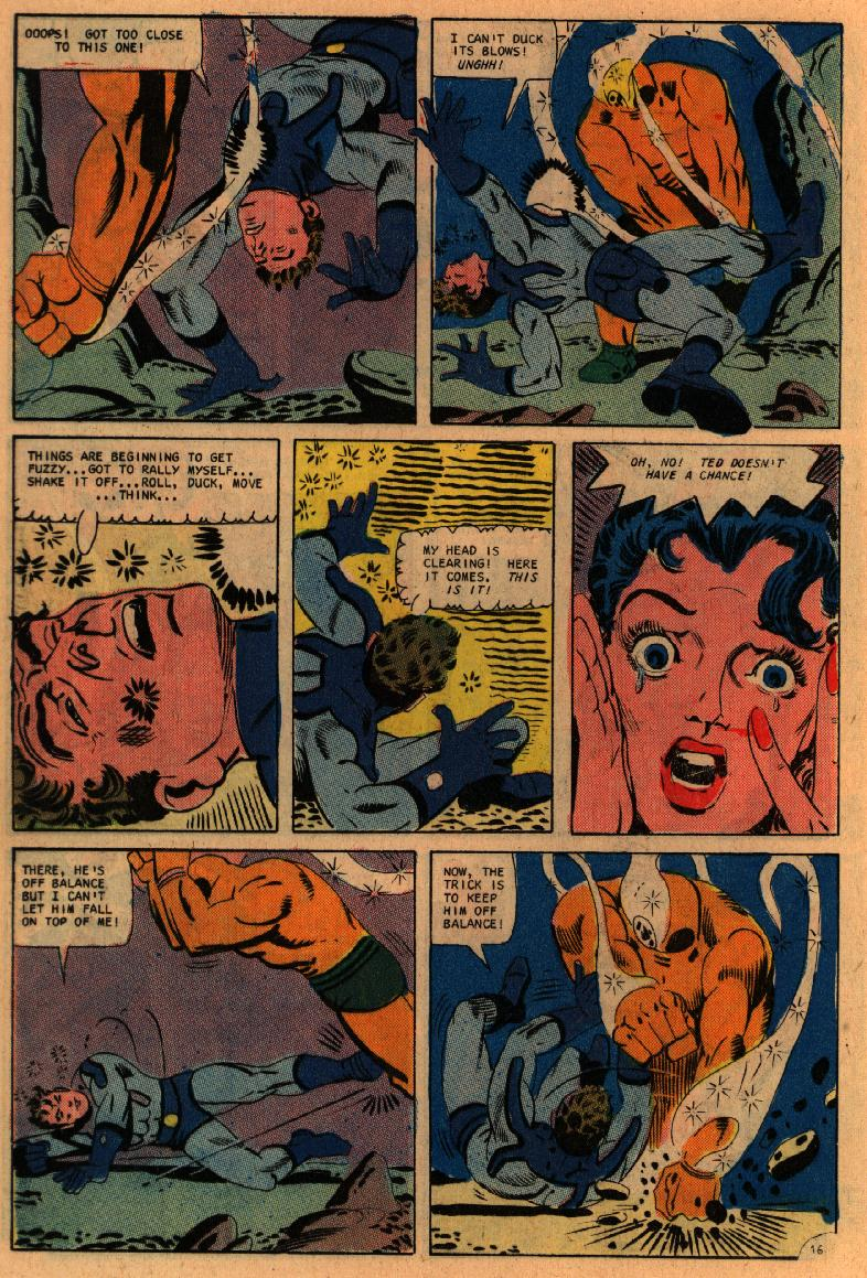 Blue Beetle (1967) issue 2 - Page 20
