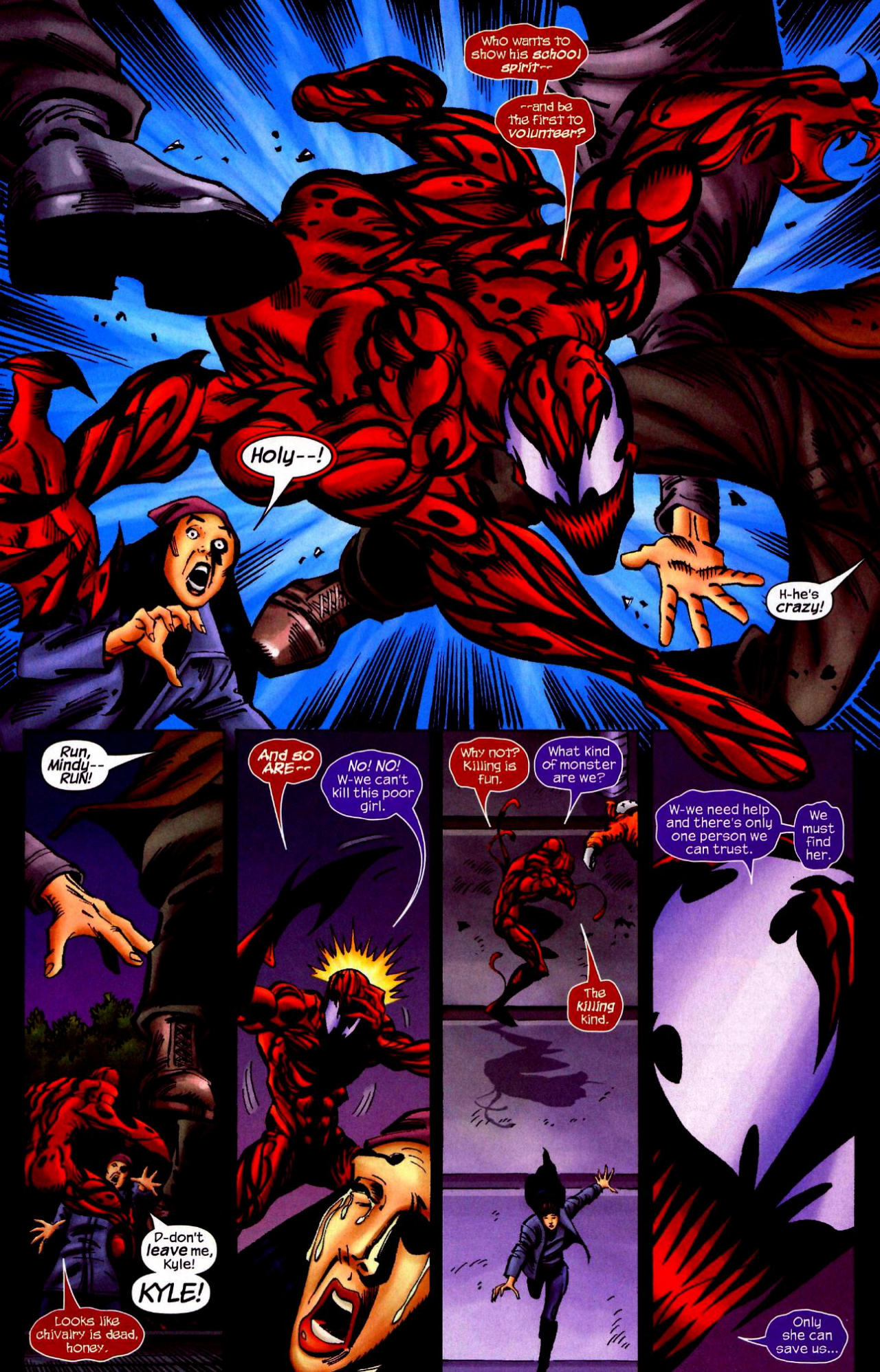 Read online Amazing Spider-Girl comic -  Issue #10 - 4