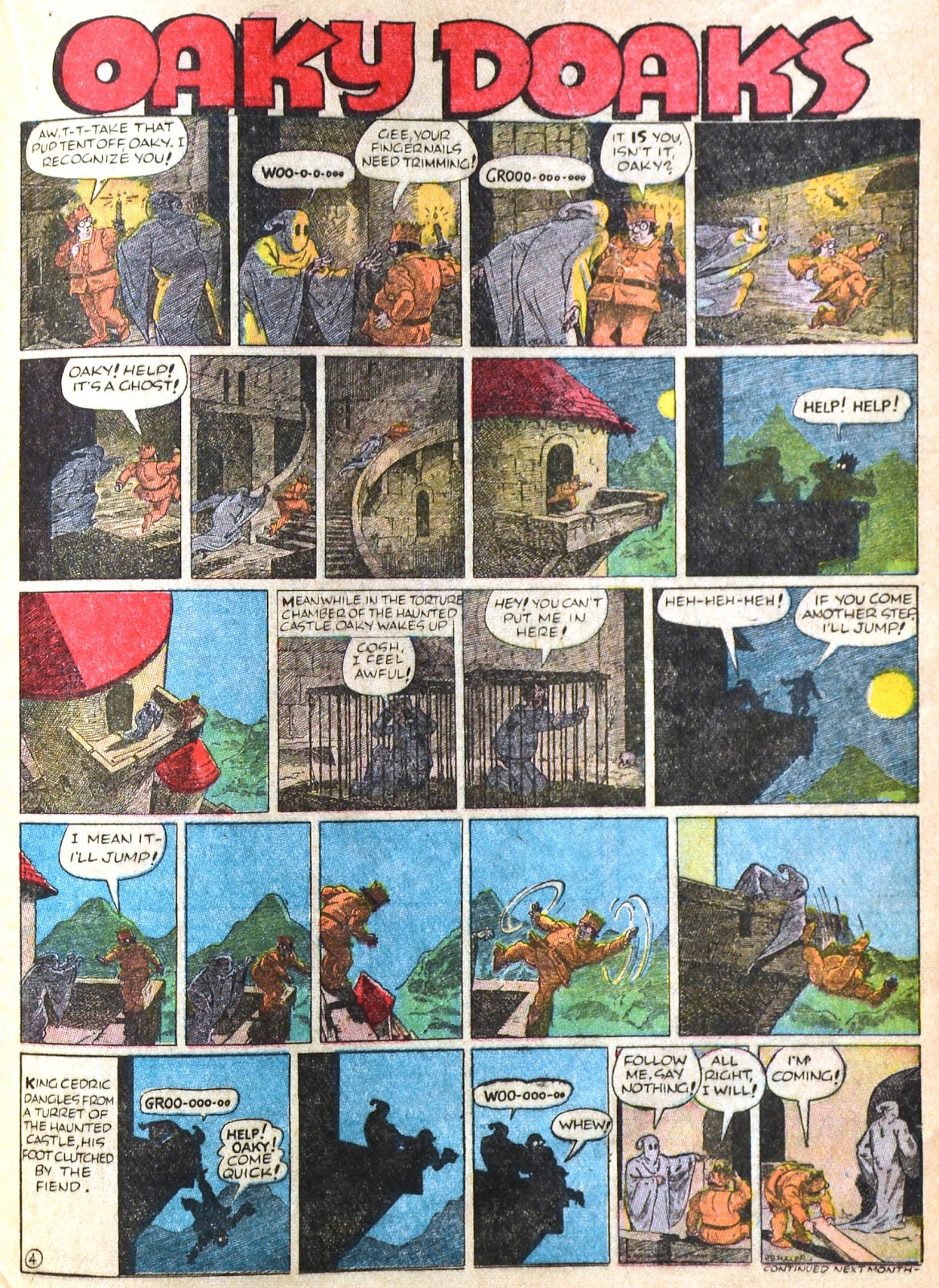 Read online Famous Funnies comic -  Issue #51 - 41