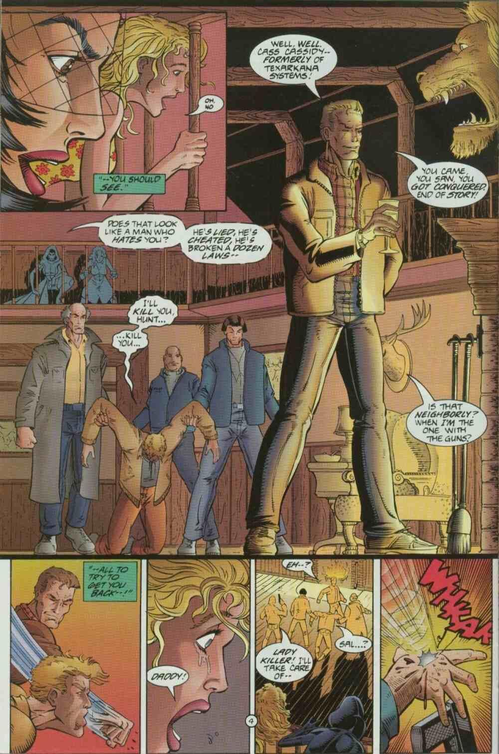 Read online Ultraverse Premiere comic -  Issue #7 - 28