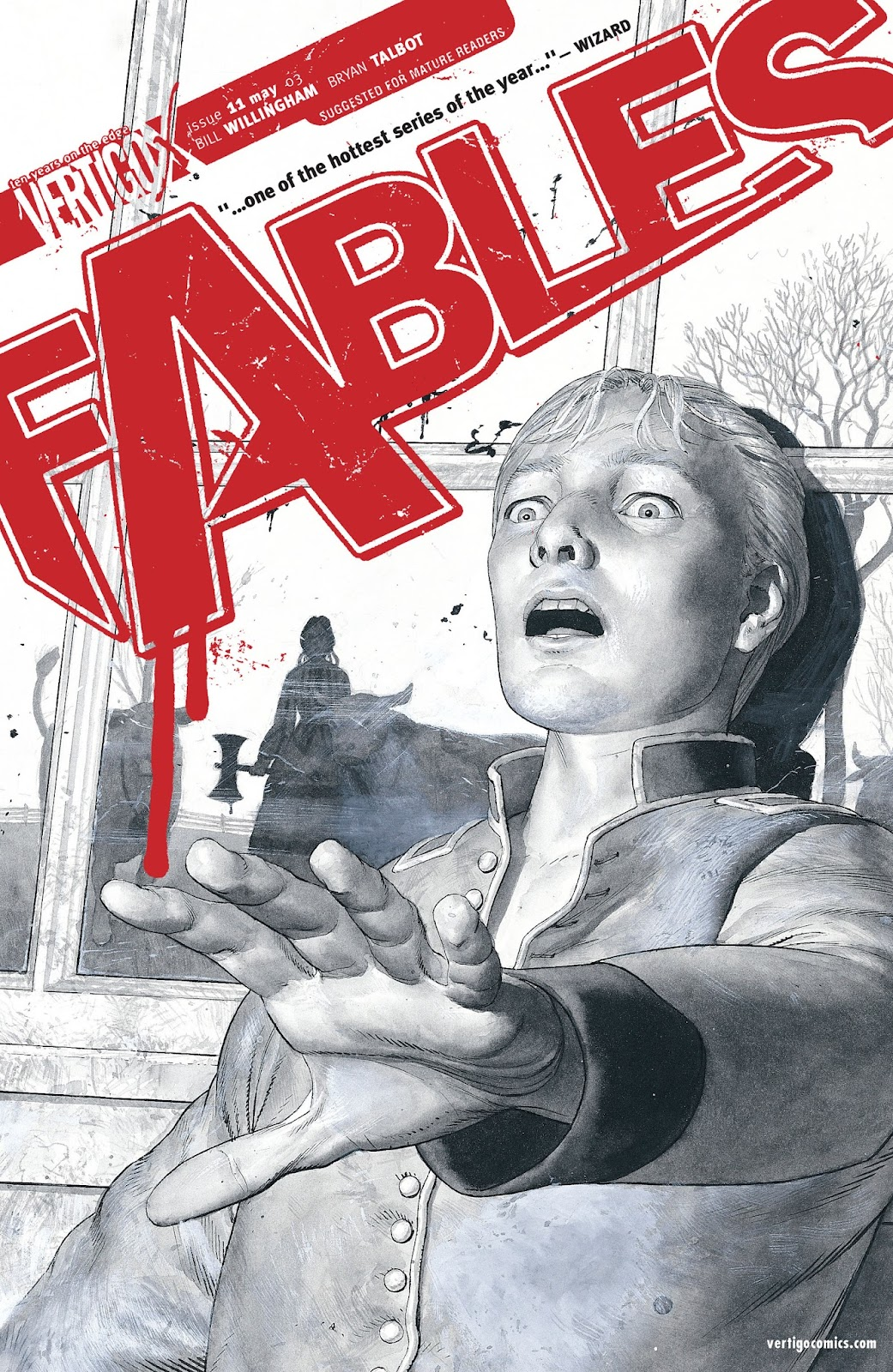 Fables issue 11 - Page 1