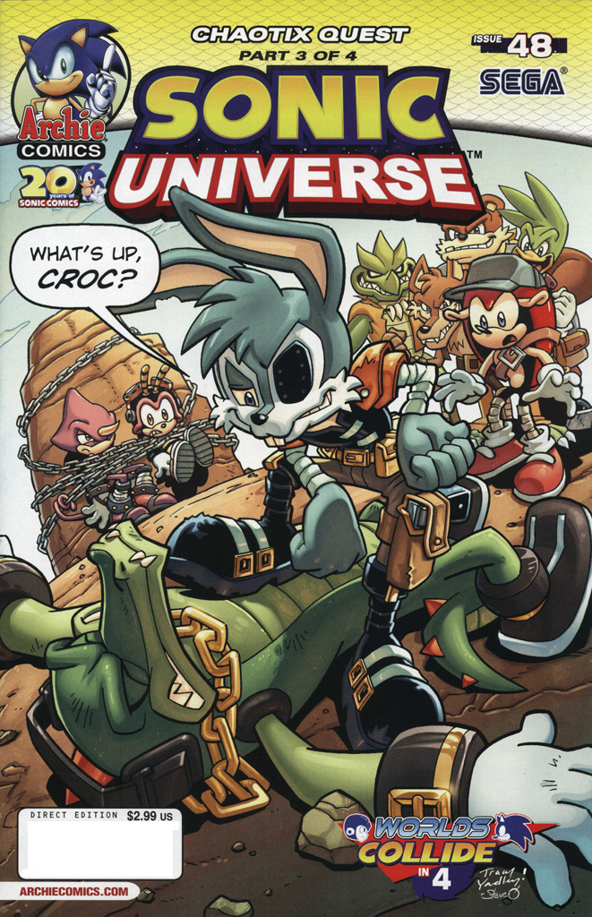 Sonic Universe 48 Page 1