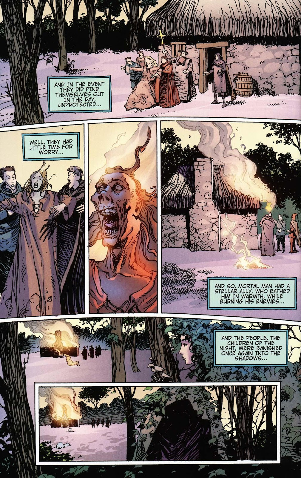 Read online Vampire the Masquerade comic -  Issue # Toreador - 32