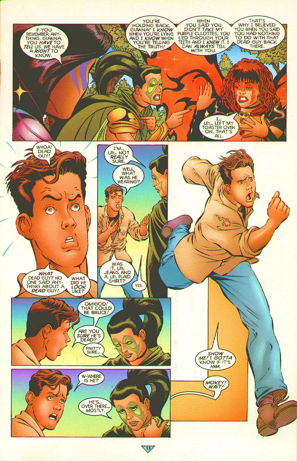 Read online Trinity Angels comic -  Issue #3 - 11