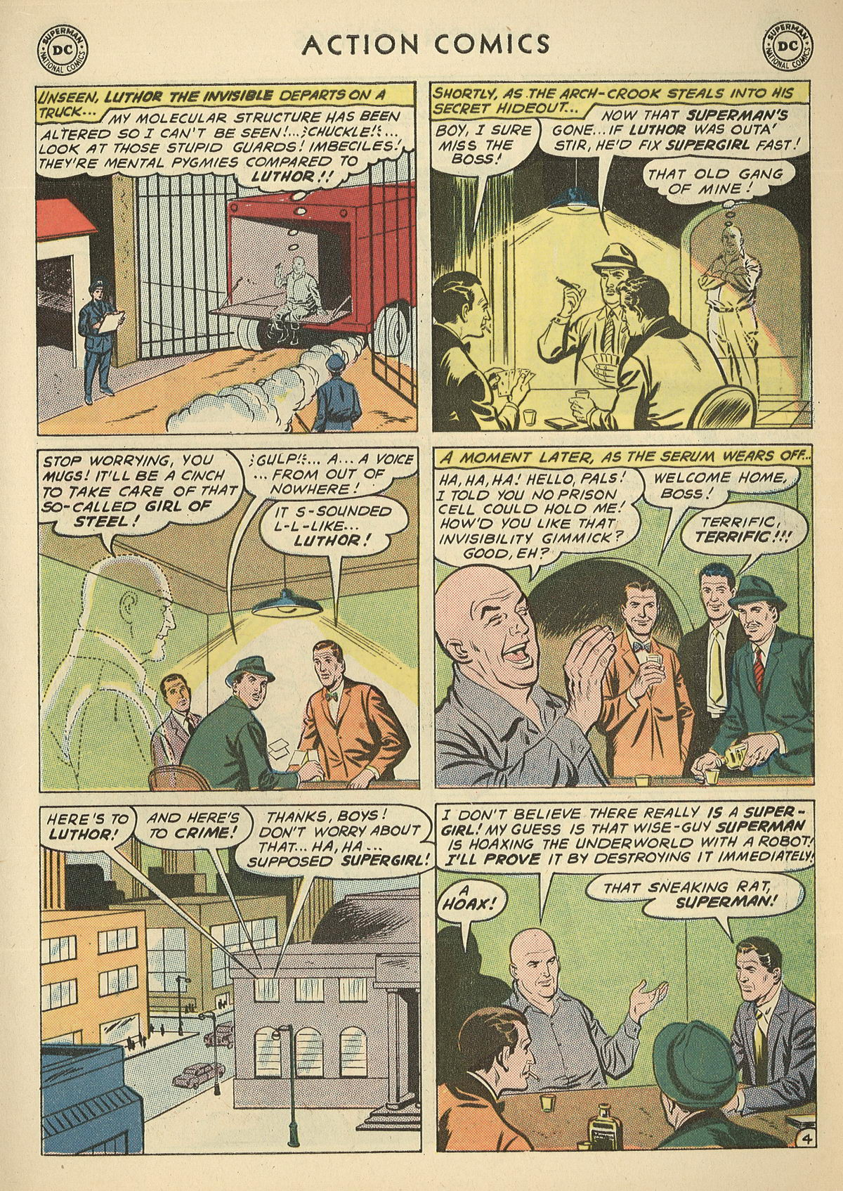 Read online Action Comics (1938) comic -  Issue #286 - 23