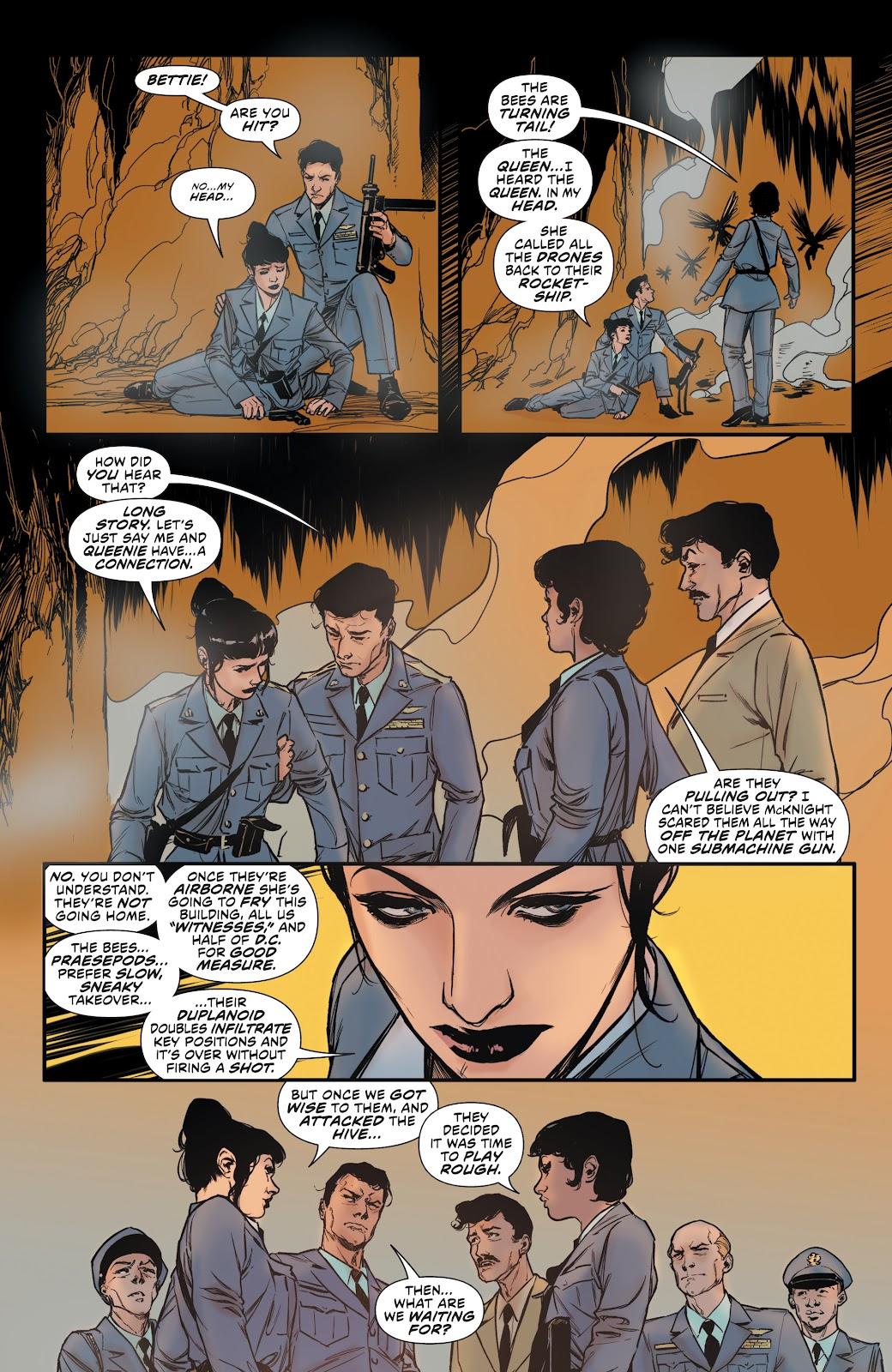 Read online Bettie Page: Unbound comic -  Issue #10 - 17
