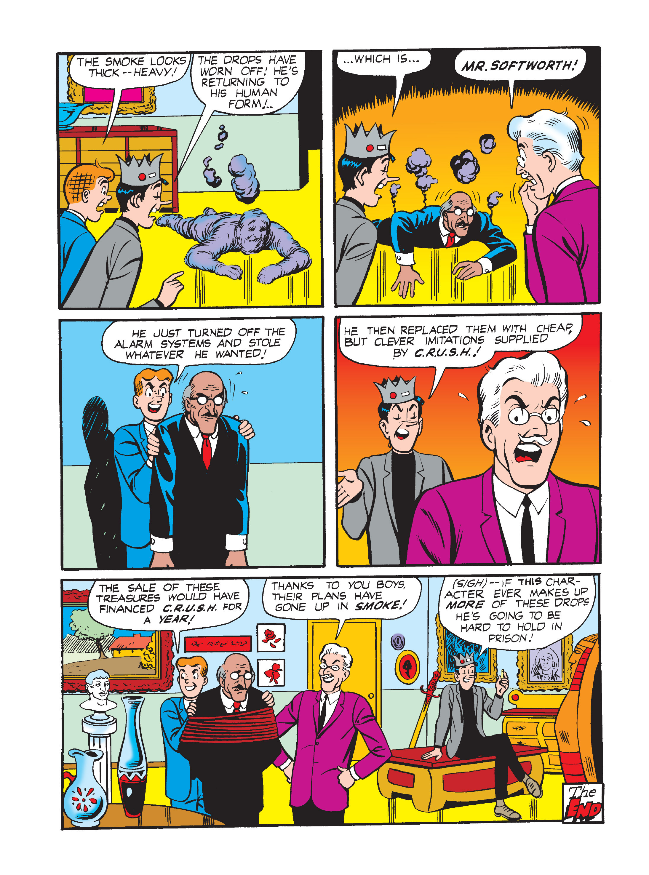 Read online Archie 75th Anniversary Digest comic -  Issue #1 - 14