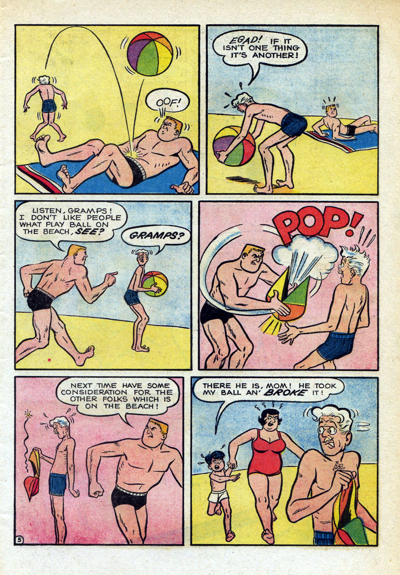 Read online Archie (1960) comic -  Issue #140 - 7