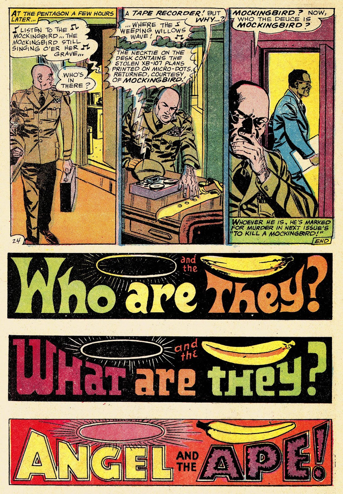 Secret Six (1968) issue 2 - Page 32