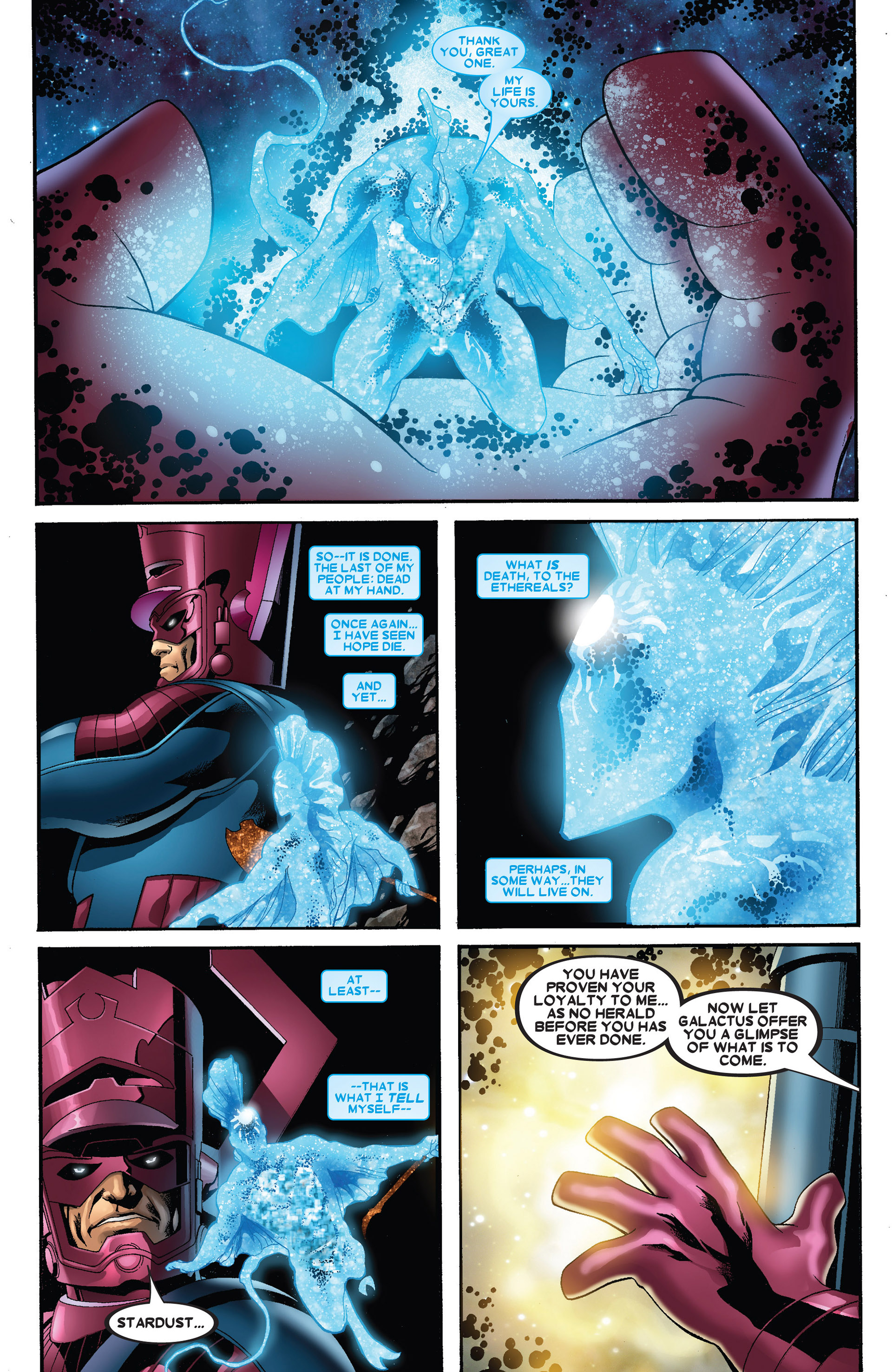 Read online Annihilation: Heralds Of Galactus comic -  Issue #1 - 38