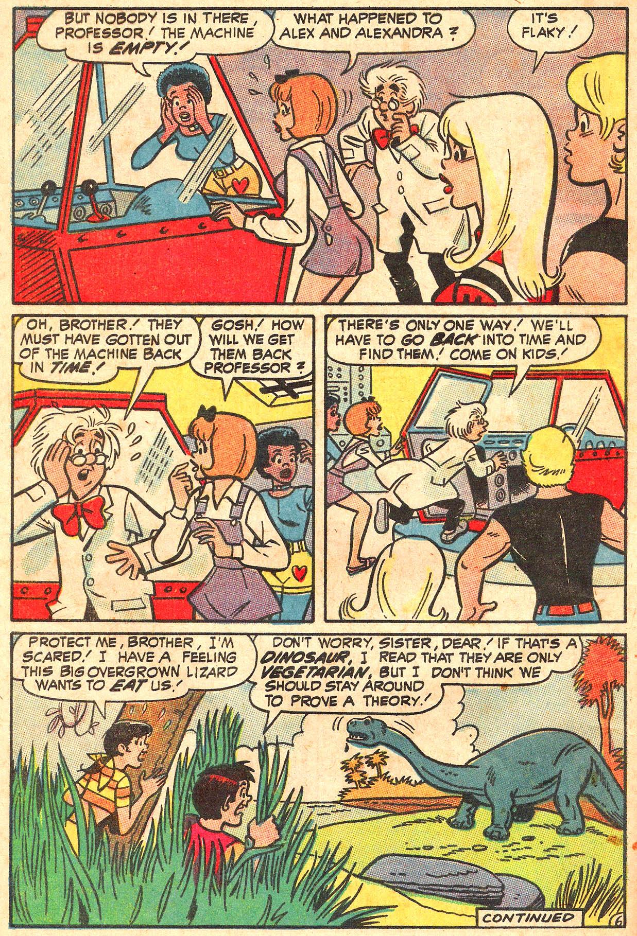 Read online She's Josie comic -  Issue #56 - 8