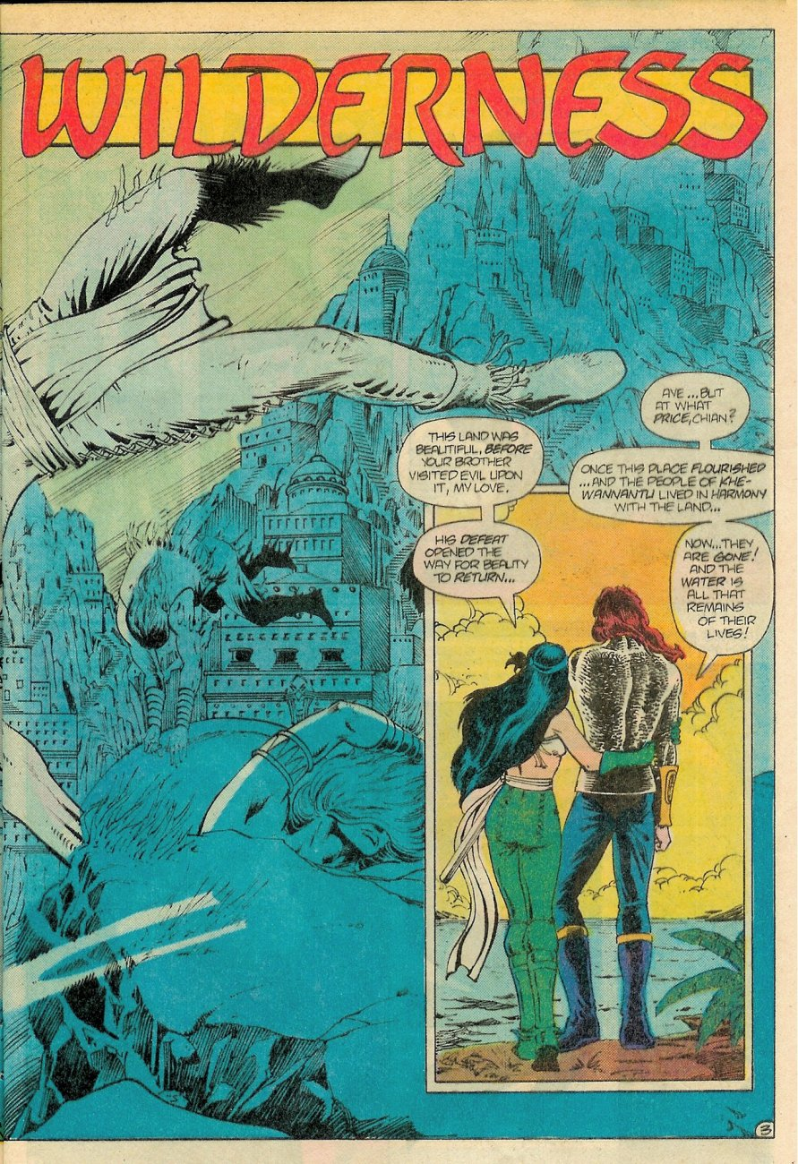 Read online Arion, Lord of Atlantis comic -  Issue #19 - 4