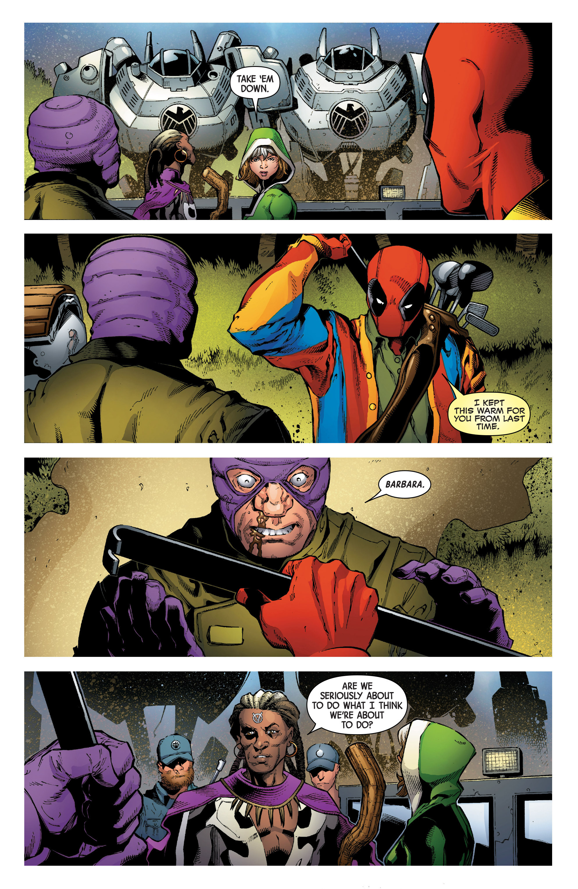 Read online Uncanny Avengers [II] comic -  Issue #7 - 16