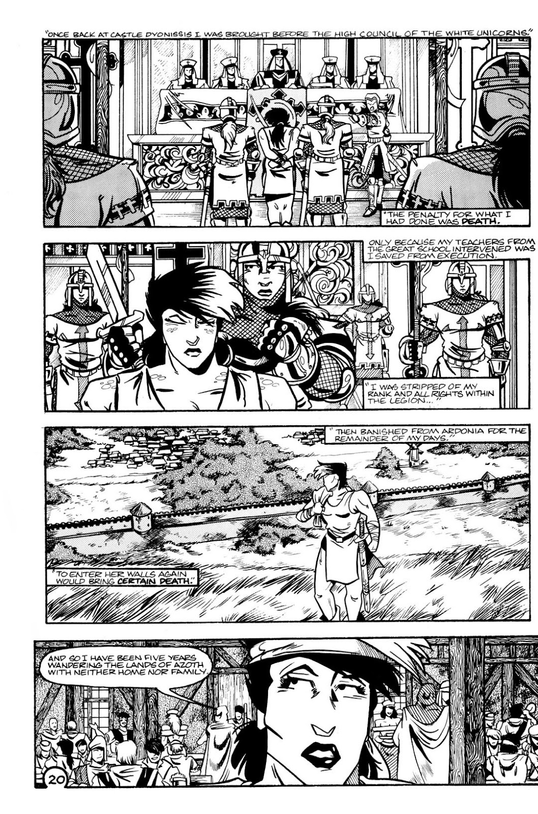 The Realm (1986) issue 9 - Page 22