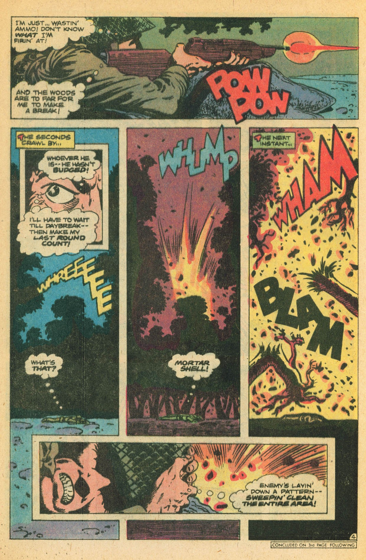 Read online Sgt. Rock comic -  Issue #329 - 28