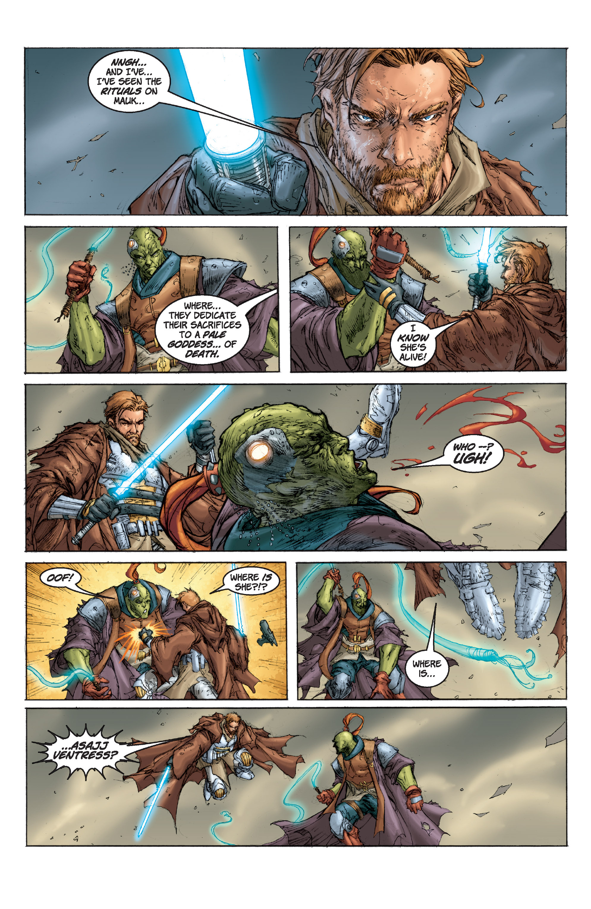 Read online Star Wars Omnibus comic -  Issue # Vol. 26 - 91