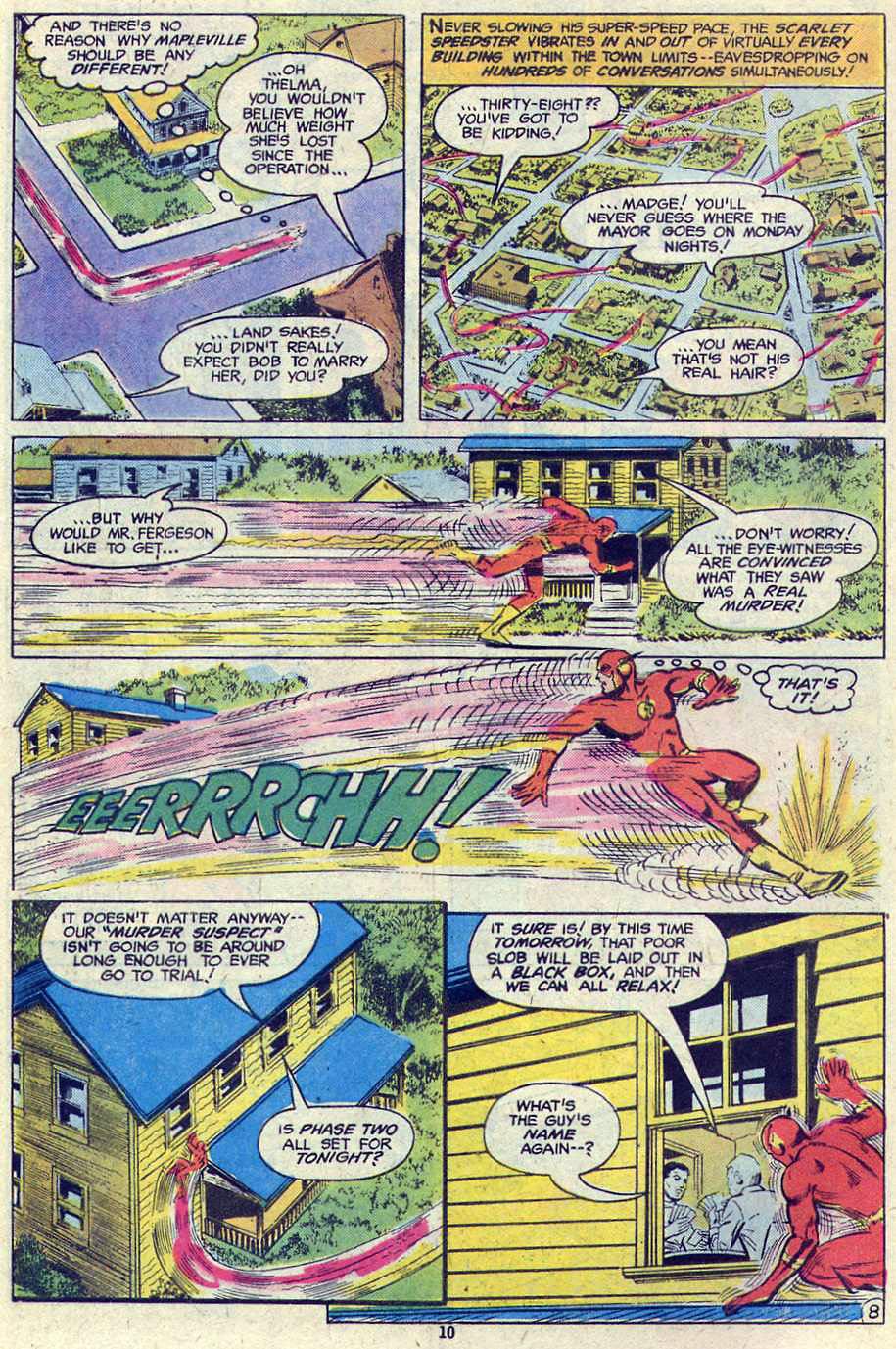 Read online Adventure Comics (1938) comic -  Issue #461 - 10