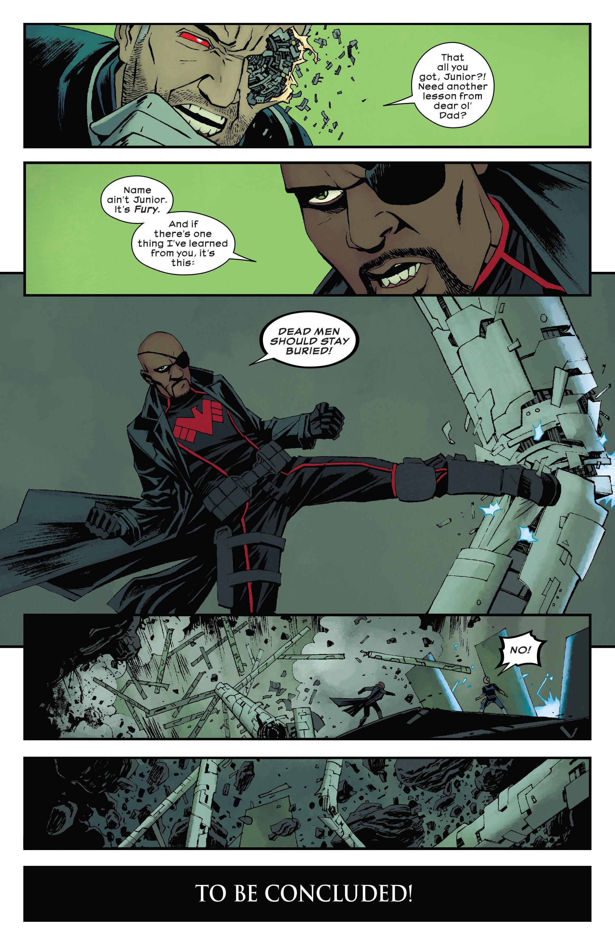 Read online Civil War II: Choosing Sides comic -  Issue #5 - 22