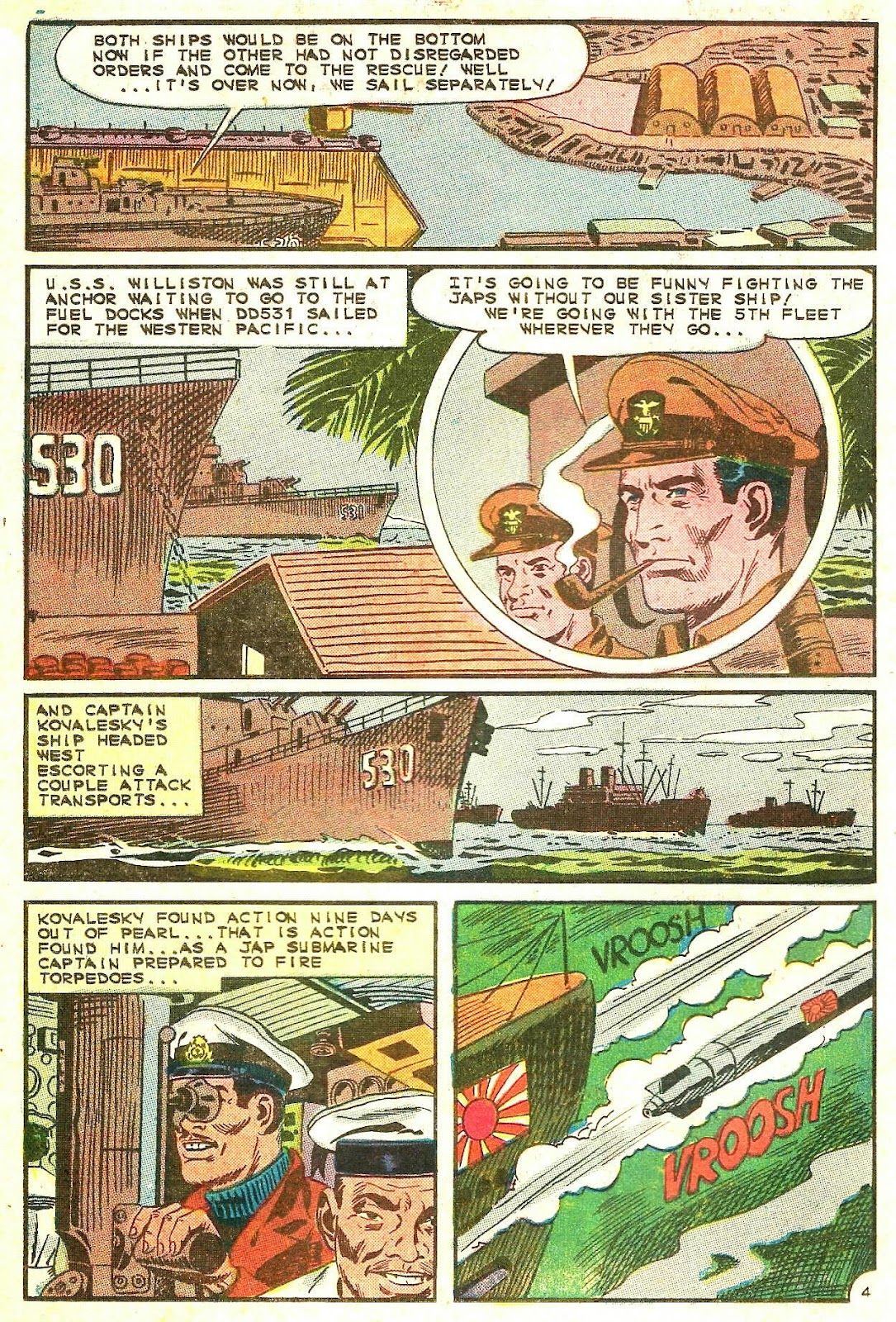 Read online Fightin' Navy comic -  Issue #125 - 18