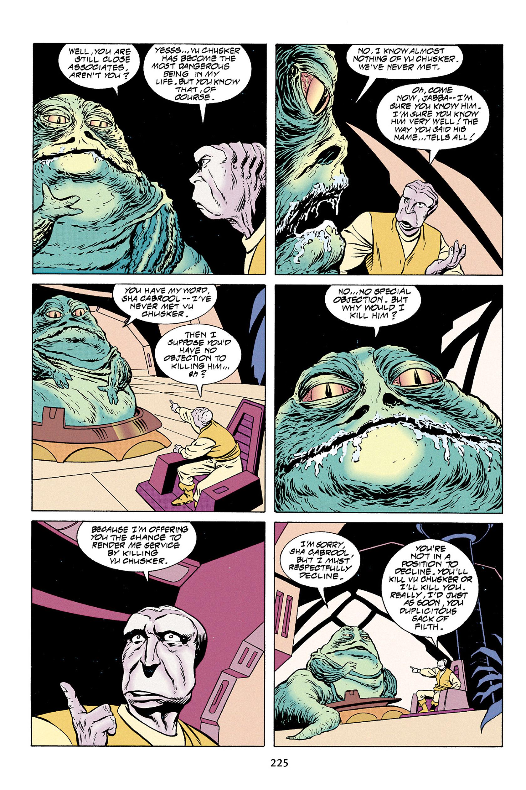 Read online Star Wars Omnibus comic -  Issue # Vol. 30 - 222