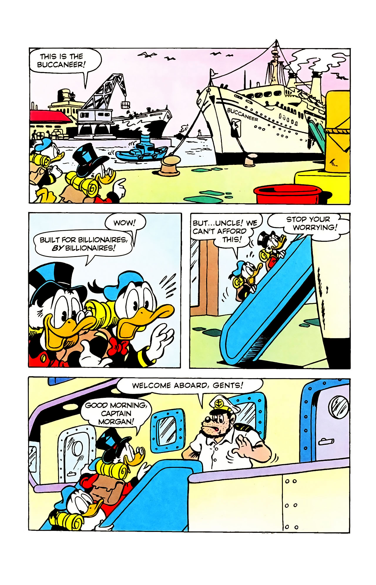 Read online Uncle Scrooge (1953) comic -  Issue #388 - 25