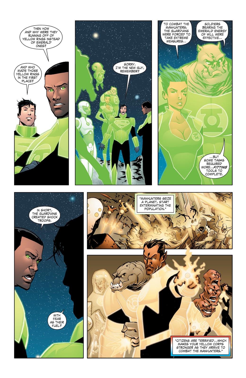 Read online Smallville Season 11 [II] comic -  Issue # TPB 7 - 59