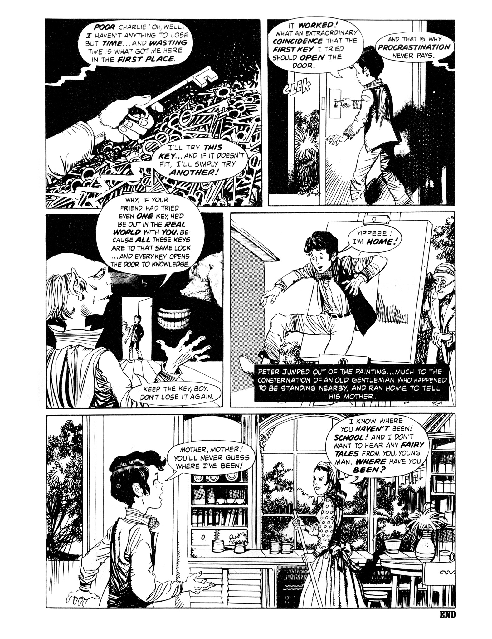 Read online Eerie Archives comic -  Issue # TPB 16 - 106