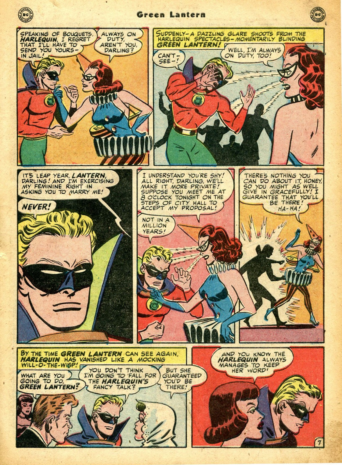 Green Lantern (1941) Issue #33 #33 - English 42