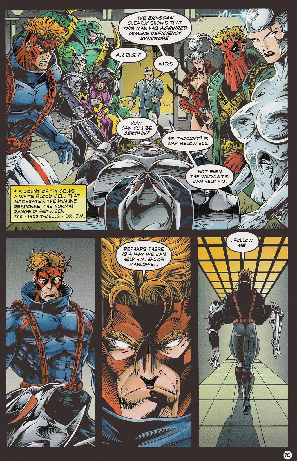 Read online ShadowHawk comic -  Issue #13 - 14