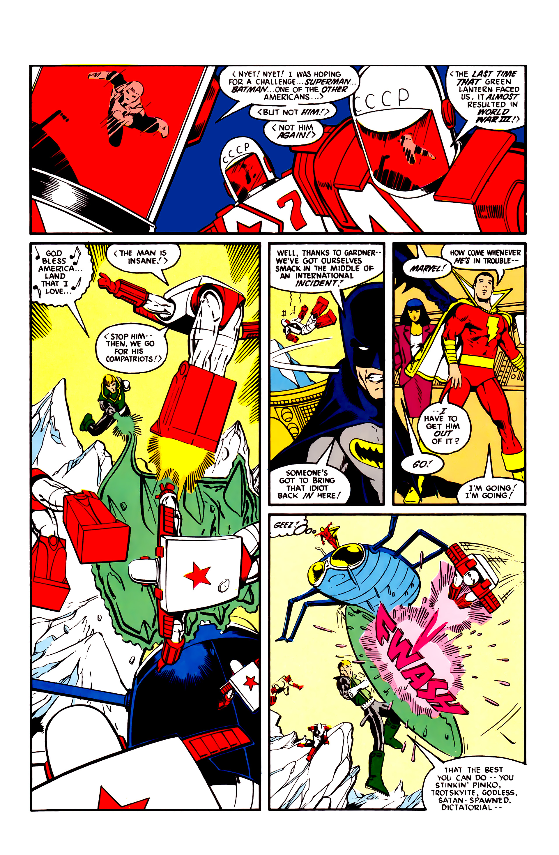 Read online Justice League (1987) comic -  Issue #3 - 11