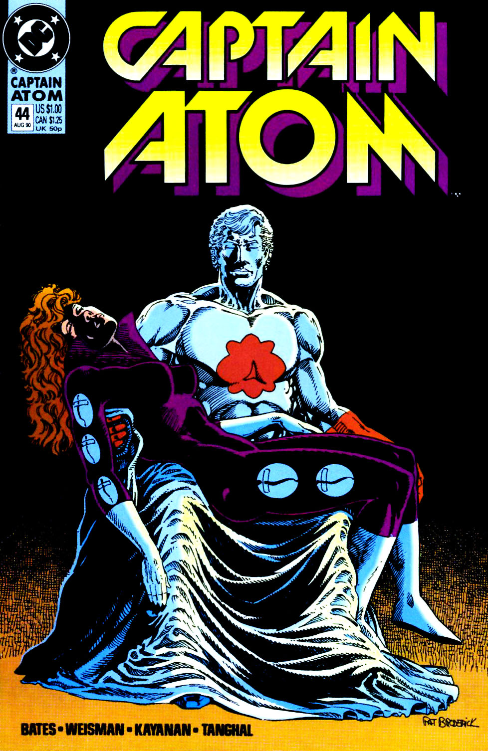 Captain Atom (1987) 44 Page 1