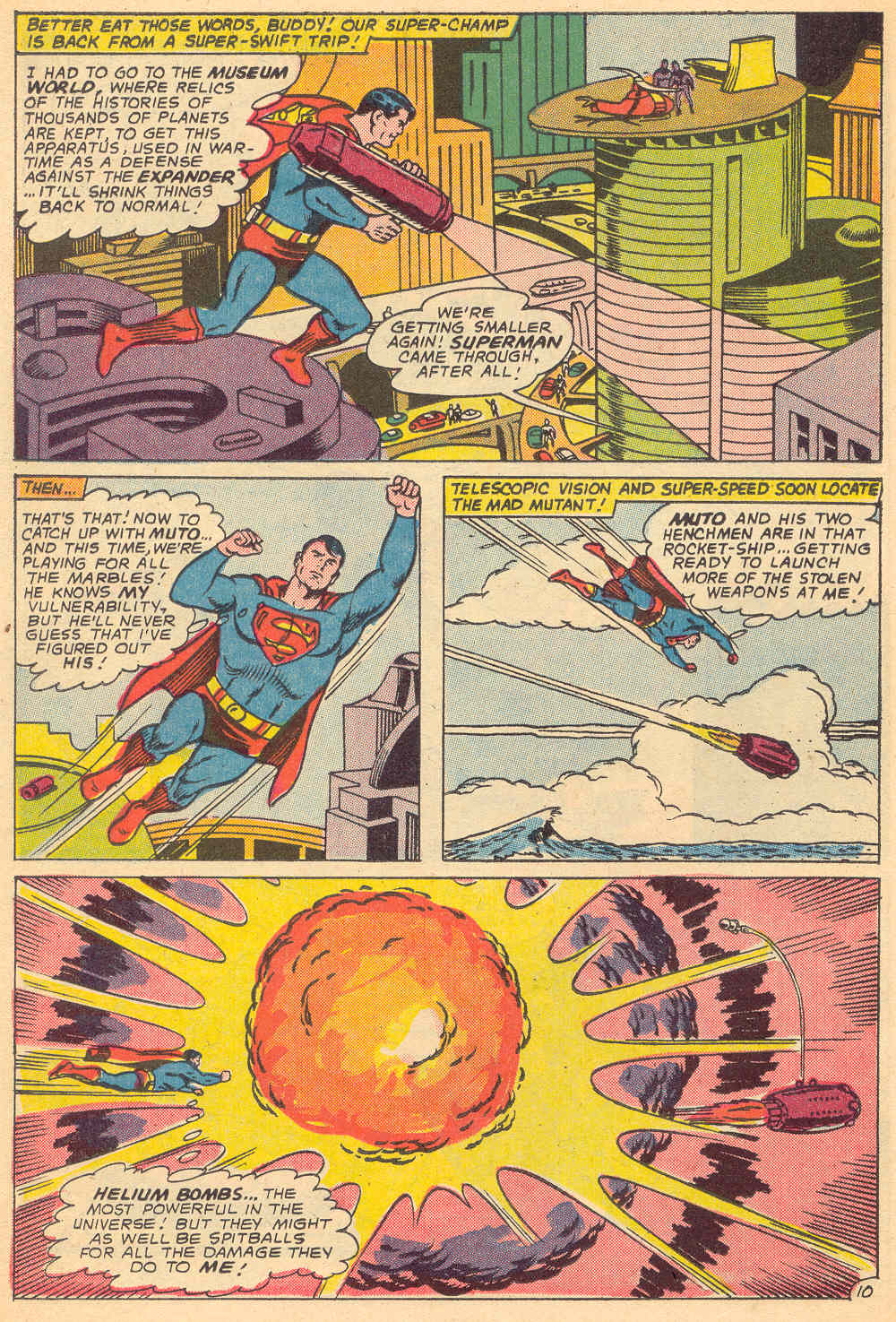 Read online Action Comics (1938) comic -  Issue #339 - 11