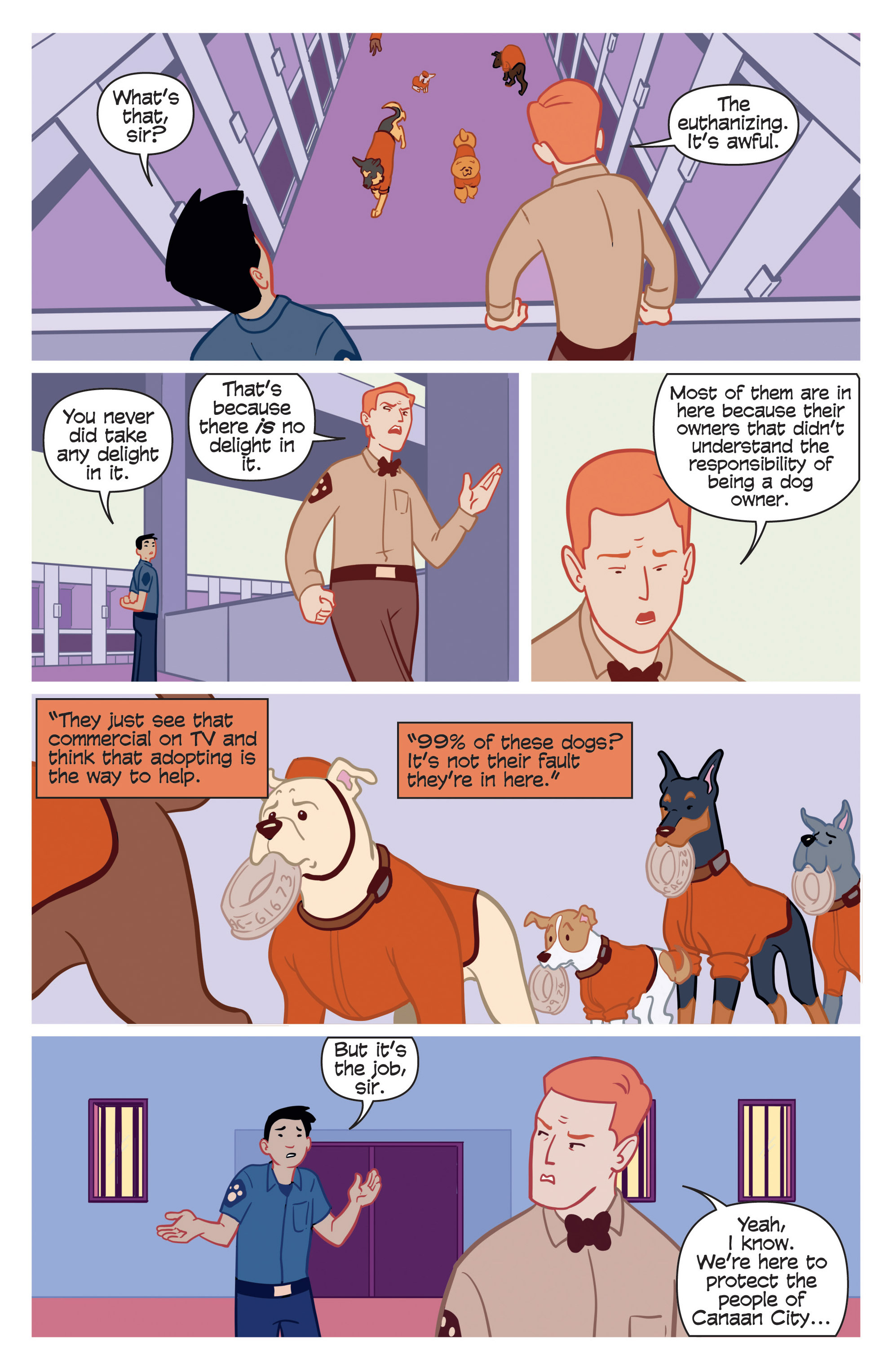 Read online Action Lab, Dog of Wonder comic -  Issue #2 - 13