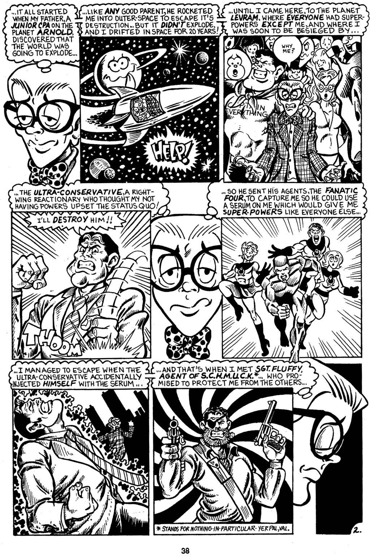 Read online Normalman - The Novel comic -  Issue # TPB (Part 1) - 43