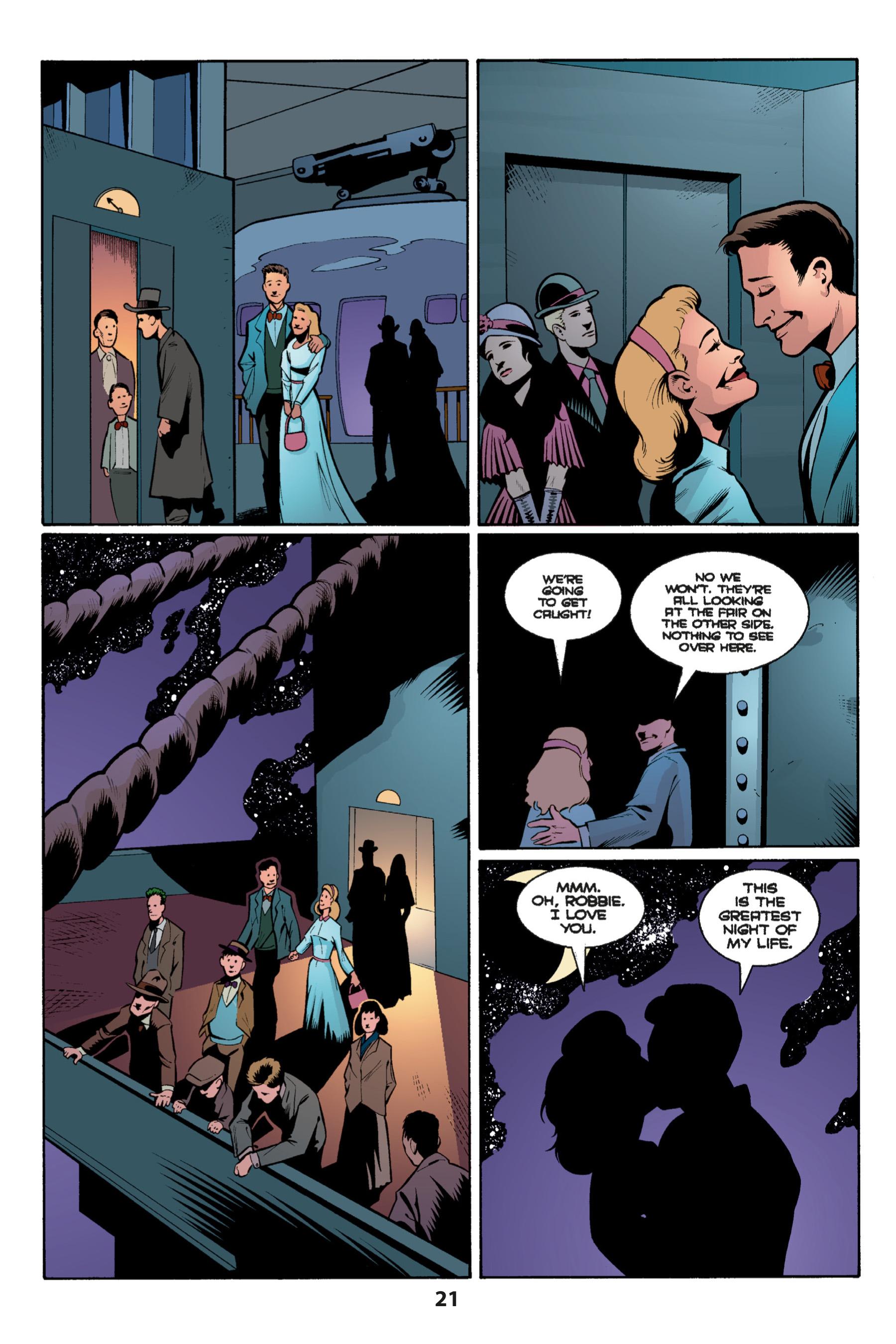 Read online Buffy the Vampire Slayer: Omnibus comic -  Issue # TPB 1 - 23