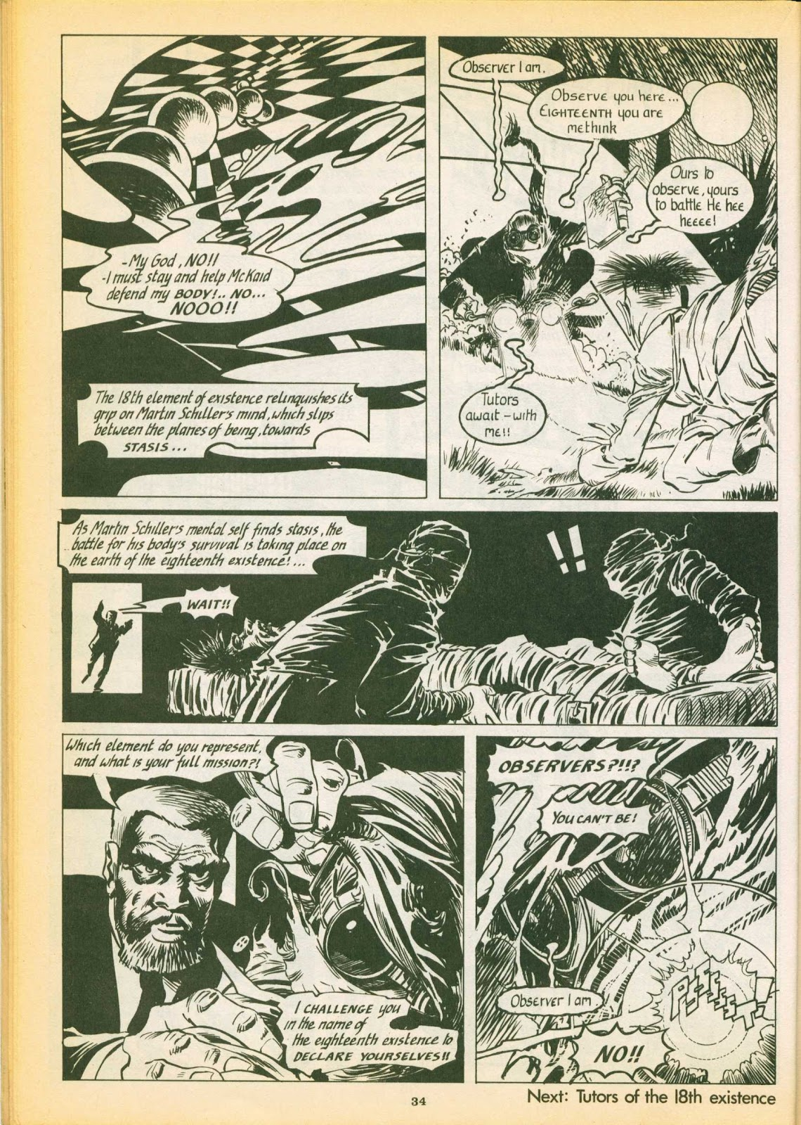 Warrior Issue #2 #3 - English 33