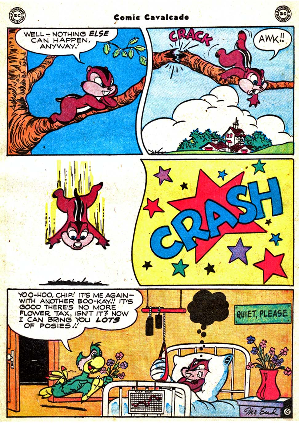 Comic Cavalcade issue 31 - Page 65