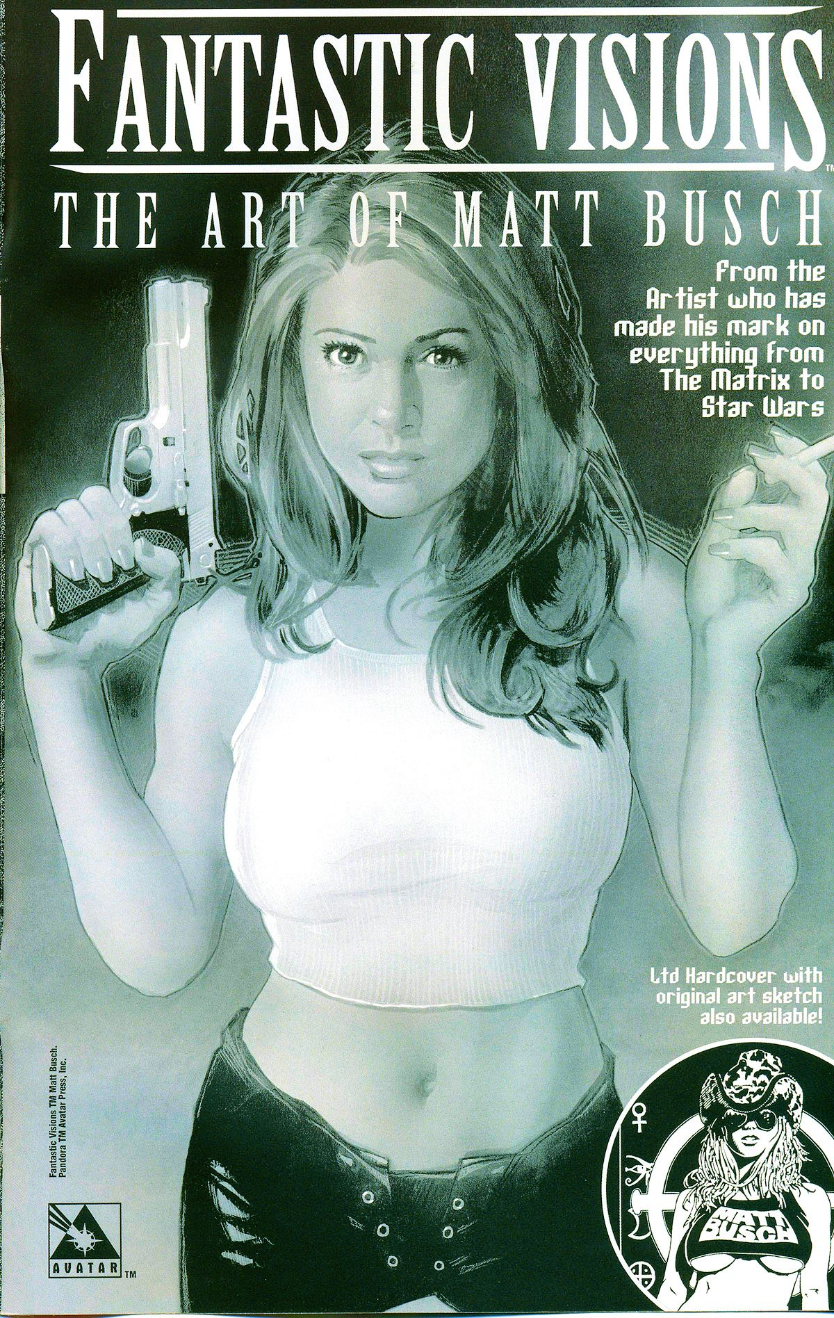 Read online Avengelyne: Bad Blood comic -  Issue #2 - 34