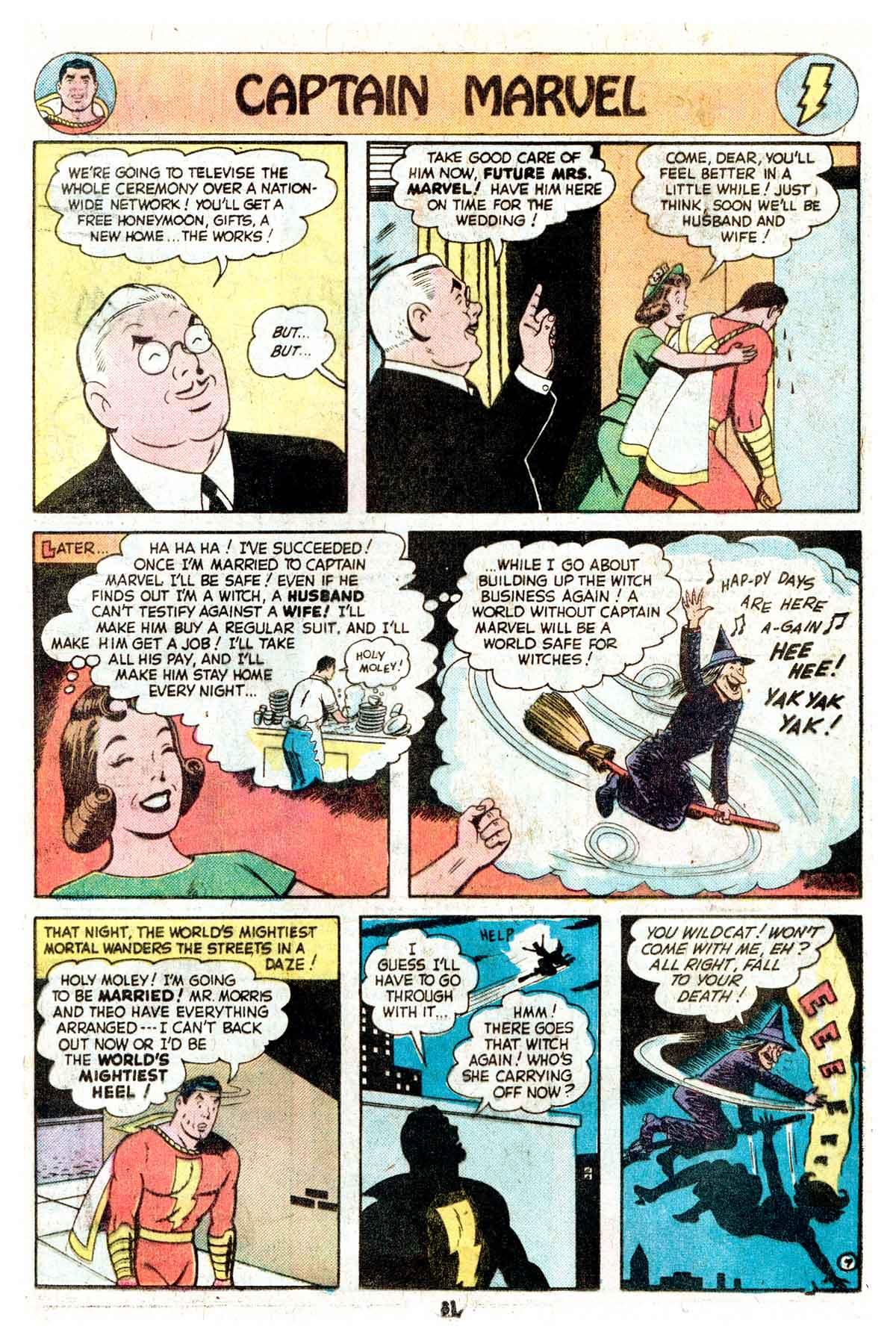 Read online Shazam! (1973) comic -  Issue #17 - 81